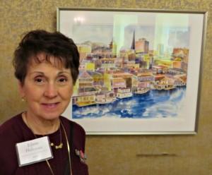 Eileen HolzmanArtist