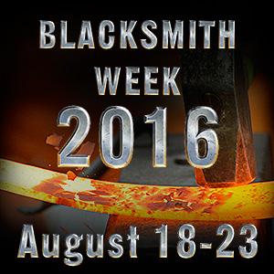 Blacksmith Week 2016