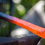 Orange Hot Axe Handle