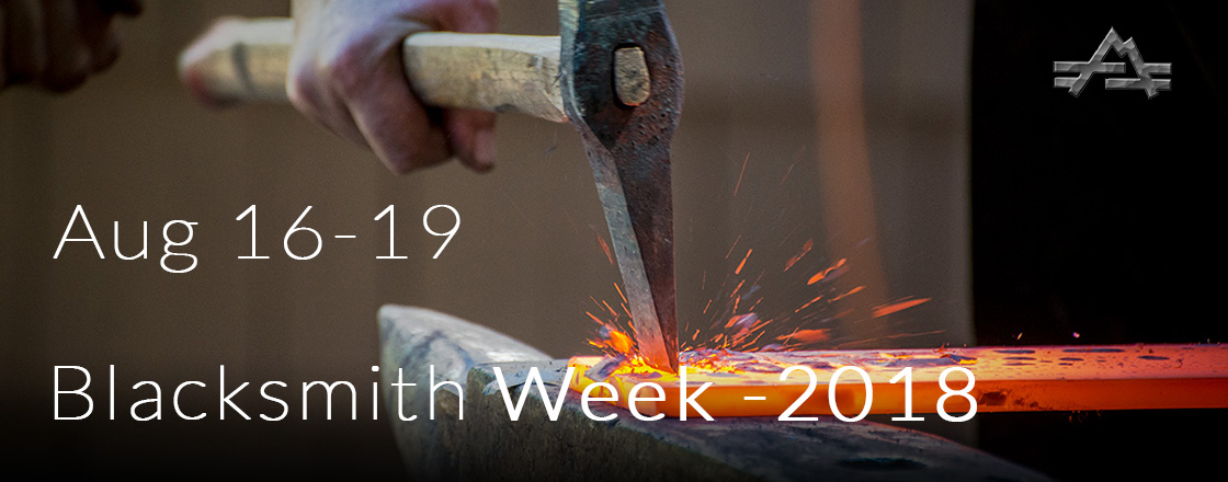 Blacksmith Week 2018