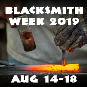 Blacksmith Week 2019
