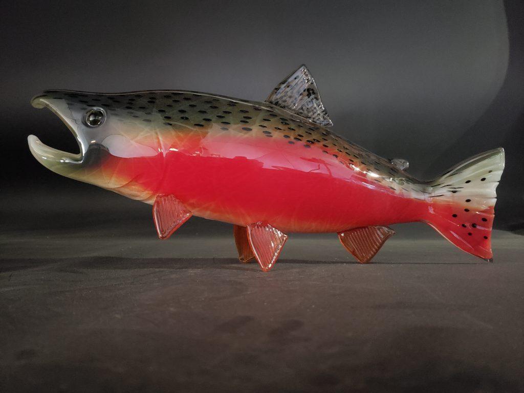 Glass Salmon